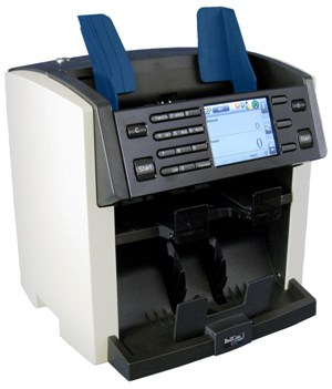 BellCount S715 High-quality multicurrency banknote counter