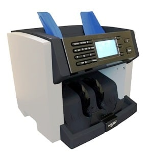 BellCount V610 High-quality multicurrency banknote counter