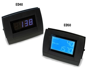 ED40 and ED50 external displays